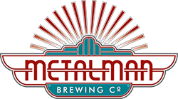 Metalman Brewing Co. Logo